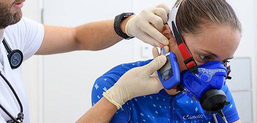 Laktat-Leistungs-Diagnostik - Dr. med. Falko Frese - Hausarztpraxis und internistische Sportmedizin